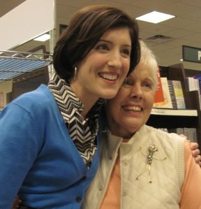 Me with my second grade teacher, Mary Holland